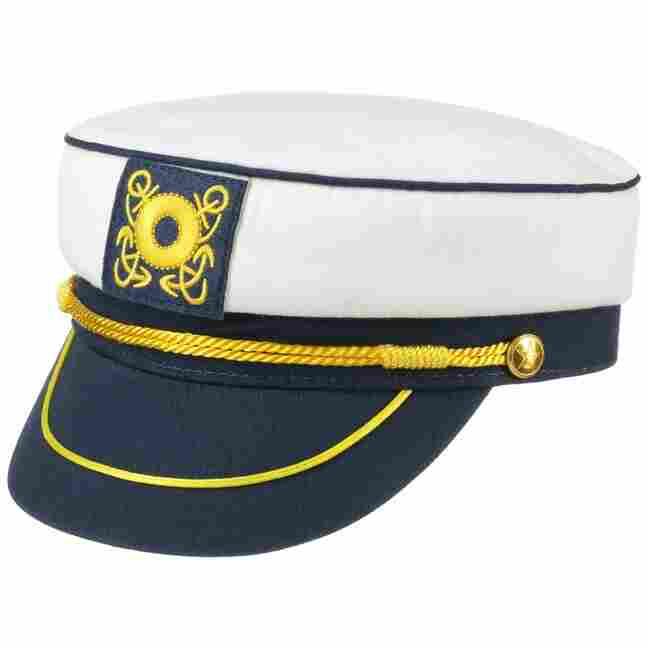 dove posso comprare vestibilità classica outlet in vendita Captain Atlantis Hat --> Hats, caps & beanies shop online ...